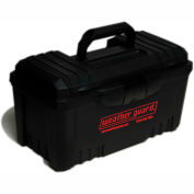 Weather Guard Accessory Tool Box, Plastic Black - 610