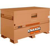 Knaack 69 Storagemaster® Piano Box, 35.3 Cu. Ft., Steel, Tan