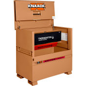 Knaack 79H Storagemaster® Piano Box w/ Thermosteel™, Steel, Tan