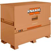 Knaack 89 Storagemaster® Piano Box, 47.8 Cu. Ft., Steel, Tan