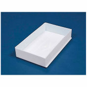"Weather Guard Accessory Tray 19""L x 11""W x 2""H, Plastic Clear - 911"