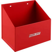 "Weather Guard Large Parts Bin, Red 11"" x 7"" x 13"" - 9883-7-01"