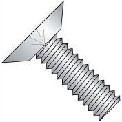 4-40X1/8  Phillips Flat Undercut 100 Degree Machine Screw Full Thread 18 8 Stainless Steel,5000 pcs