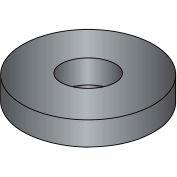 #6 Flat Washer - Black Oxide - Zinc - SAE - Pkg of 50 Lbs.
