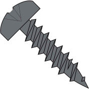7X7/16  Phillips Pan Head Fine Drywall Framing Screw Black Oxide, Pkg of 7500