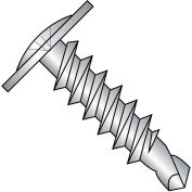 #8 x 1/2 Phillips Modified Truss Head Full Thread Self Drilling Screw 18-8 Stain Steel - Pkg of 2500