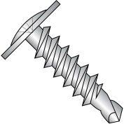 #8 x 3/4 Phillips Modified Truss Head Full Thread Self Drill Screw 410 Stainless Steel - Pkg of 2500