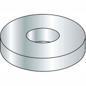 #8 Flat Washer - Steel - Zinc - SAE - Pkg of 50 Lbs.