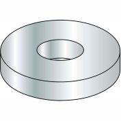 #8 Flat Washer - Steel - Zinc - SAE - Pkg of 50 Lbs.