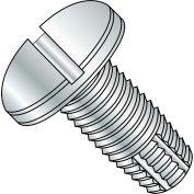 10-24X5/16  Slotted Pan Thread Cutting Screw Type F Fully Threaded Zinc, Pkg of 10000