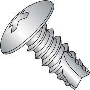 #10 x 3/8 Phillips Truss Thread Cutting Screw Type 25 Full Thread 18-8 Stainless Steel - Pkg of 4000
