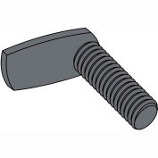 Made In USA 10-24X3/8  L Shaped 90 Degree Spot Weld Screw Plain, Pkg of 1000
