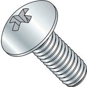 1/4-20X5/8  Phillips Truss Machine Screw Fully Threaded 18 8 Stainless Steel, Pkg of 1000
