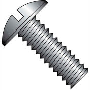 1/4-20X5/8  Slotted Truss Machine Screw Fully Threaded Black Oxide, Pkg of 2000