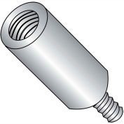 6-32 x 1 One Quarter Round Male Female Standoff - Stainless Steel - Pkg of 500