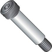 Made In USA 1/4X1  Socket Shoulder Screw Plain, Pkg of 25