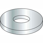 "1/4"" x 1-1/4"" Fender Washer - Steel - Zinc - Pkg of 50 Lbs."
