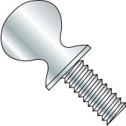 "1/4-20 x 3"" Thumb Screw w/ Shoulder - FT - Zinc - Pkg of 500"