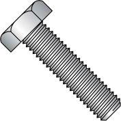 1/4-20X5  Hex Tap Bolt Fully Threaded 18 8 Stainless Steel, Pkg of 100