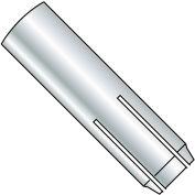 Drop In Anchor - 1/4-20 - Zinc - Pkg of 100