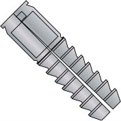 """Lag Screw Shield - 1/4"""" - Long - Zinc Die Cast - Pkg of 50"""