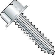 5/16-9X2 1/2  A/F.428-.437 Head Hgt .300-.312 Unslot Indent Hexwash Lag Screw Full Thrd Zinc,600 pcs