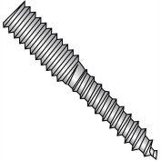 5/16-18 x 2-1/2 Hanger Bolt Fully Threaded - 18-8 Stainless Steel - Pkg of 100