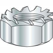 5/16-18  K Lock Nut Zinc Bake, Pkg of 1500