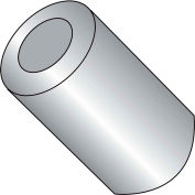 10X1/8  Three Eighths Round Spacer Aluminum, Pkg of 1000