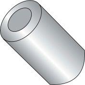 #8 x 7/8 Three Eighths Round Spacer Aluminum - Pkg of 1000