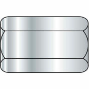 3/8-16X1 1/8  Hex Rod Coupling Nut Zinc, Pkg of 200