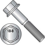 3/8-16X1 1/2  Hex Head Flange Frame Bolt IFI-111 2002 18 8 Stainless Steel, Pkg of 250