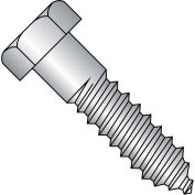 3/8X2 1/2  Hex Lag Screw 18 8 Stainless Steel, Pkg of 50
