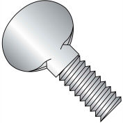 "3/8-16 x 3"" Thumb Screw - Plain - FT - 18-8 Stainless Steel - Pkg of 100"