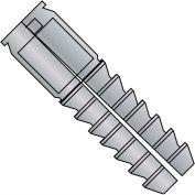 """Lag Screw Shield - 3/8"""" - Long - Zinc Die Cast - Pkg of 50"""
