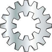 3/8  External Internal Combination Tooth Lock Washer Zinc, Pkg of 6000