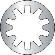 3/8  Internal Tooth Lock Washer 4 10 Stainless Steel, Pkg of 2000