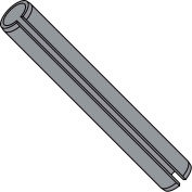 Made In USA 7/16X1  Spring Pin Slotted Plain, Pkg of 300