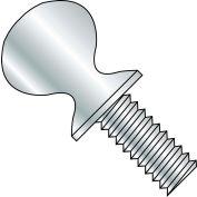 1/2-13X1  Thumb Screw With Shoulder Full Thread Zinc, Pkg of 400