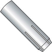 Drop In Anchor - 1/2-13 - 18-8 Stainless Steel - Pkg of 50