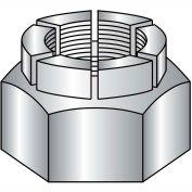 1/2-13  Flex Type Hex Lock Nut Full Height Light Cadmium and Wax, Pkg of 100