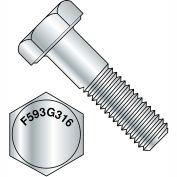 5/8-11X2 1/2  Hex Cap Screw 3 16 Stainless Steel, Pkg of 25