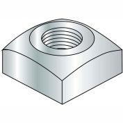 3/4-10  Regular Square Nut Zinc, Pkg of 100