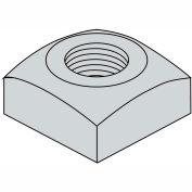 3/4-10  Regular Square Nut Hot Dipped Galvanized, Pkg of 100