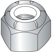7/8-9 NE  Nylon Insert Hex Lock Nut 18 8 Stainless Steel, Pkg of 100