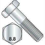 M10X100  Din 931 8 Point 8 Metric Partially Threaded Cap Screw Zinc, Pkg of 100