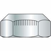 M12X1.75  Metric IFI  B18.16.3M  Prevailing Torque Hex Lock Nut Cad And Wax, Pkg of 1000