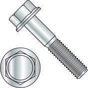 M6-1.0X40  DIN 6921 Class 8 Point 8 Metric Flange Bolt Screw Zinc Rohs, Pkg of 800