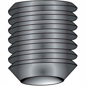 M8-1.25X8  Metric Socket Set Screw Cup Point Imported Plain, Pkg of 100
