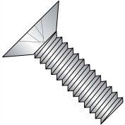 1/4-28 x 7/8 MS24693-C Phillips Flat F/T Machine Screw S/S - DFAR - Pkg of 1000